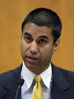 Ajit Pai Chairman of the Federal Communications Commission