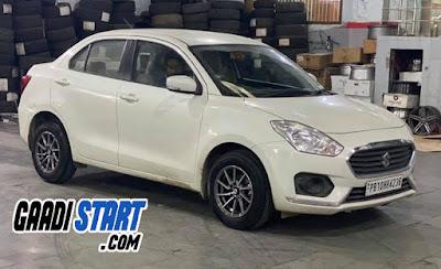 Maruti Suzuki Swift dezire modification