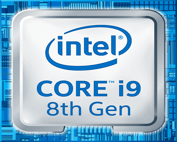 Intel Unveils 8th gen Core i9 Processor for Laptops