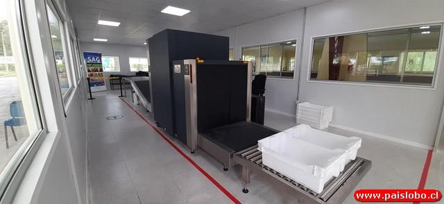 Máquina de Rayos X