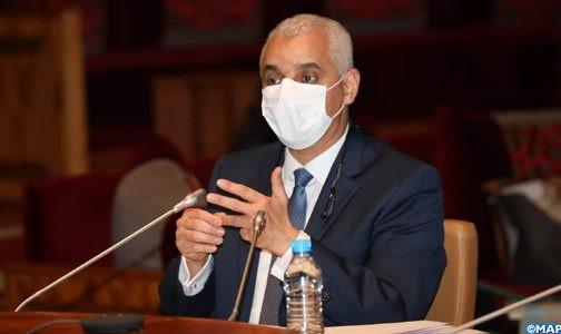 """""""ساكنة طنجة """" غاضبون من وزير الصحة بسبب عبارة """"ديك المدينة لي في الشمال"""""""