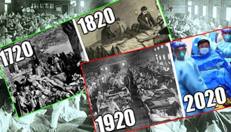 Fake News: Όχι, ΔΕΝ υπάρχει μοτίβο εμφάνισης μιας πανδημίας ανά 100 χρόνια
