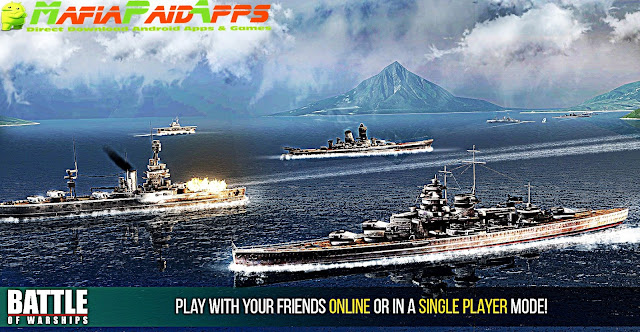 Battle of Warships Apk MafiaPaidApps