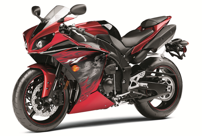 Yamaha YZF-R1 Top Speed (2011) - MPH, KMPH & More