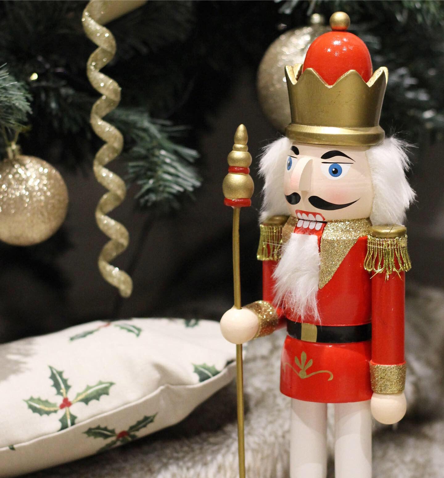 Christmas Nutcracker Decoration
