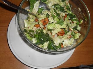 indivia cappuccio verza spinaci agrumi
