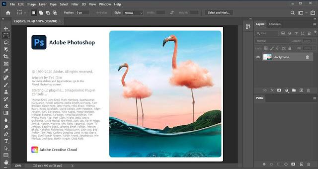 Adobe Photoshop مجانا