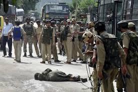 Jammu - Kashmir के श्रीनगर में आतंकियों से मुठभेड़ , एक आतंकवादी ढेर  