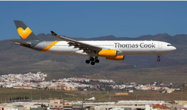 Thomas Cook 'set to go bust tonight' leaving 150,000 Brits stranded abroad