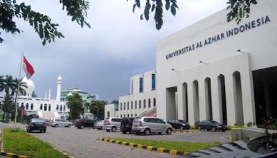 Universitas Al Azhar Indonesia – Daftar Fakultas dan Program Studi