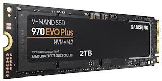 هارد Samsung 970 Evo Plus - أفضل هاردسك داخلي SSD