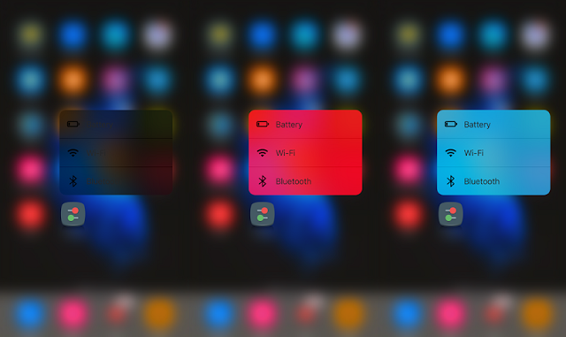 3DColorChanger is new jailbroken cydia tweak which changes your default 3D Touch menus background into custom color. 3DColorChanger is available in Cydia via BigBoss Repo for free which lets you change your 3D Touch menu tint color