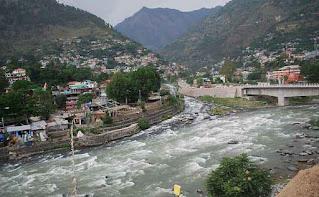 Kullu-Valley-Manali-River-Side