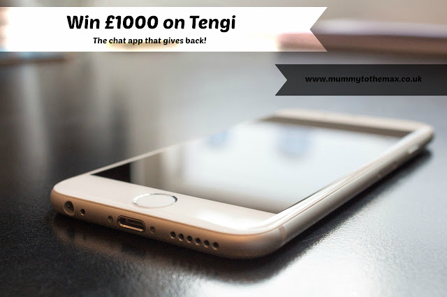 Tengi - The App That Gives Back!
