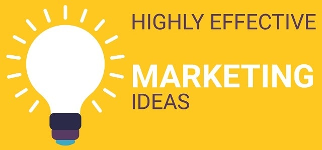 effective creative marketing ideas business brand stand out