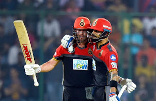 AB de Villiers 72* | Virat Kohli 70 - DD vs RCB 45th Match IPL 2018 Highlights