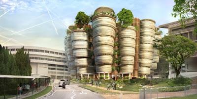 Study Abroad in Nanyang Technological University