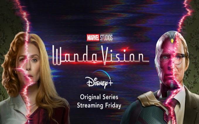 WandaVision Temporada 1 Completa en Latino-Ingles HD (2021)