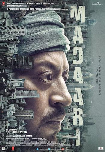 Madaari 2016 Hindi Movie Download