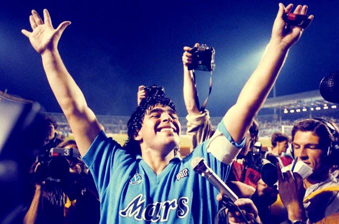 Maradona, ícone de uma sociedade sem ideais