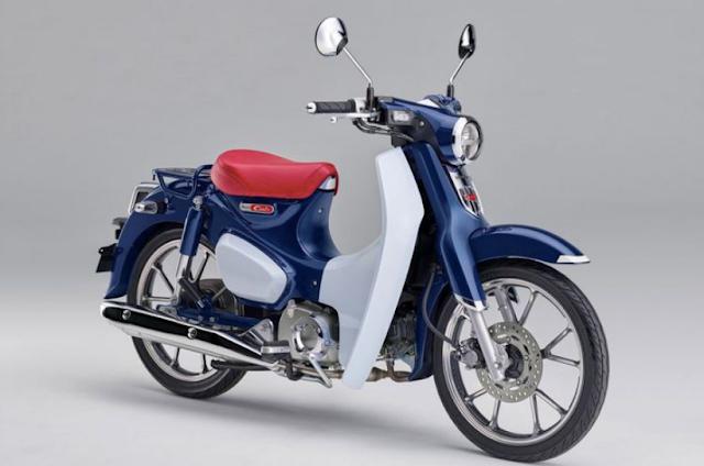 motor bebek terbaik terbaru