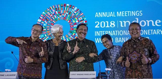 Advokat Nusantara: Luhut dan Sri Mulyani <i>Offside</i>!
