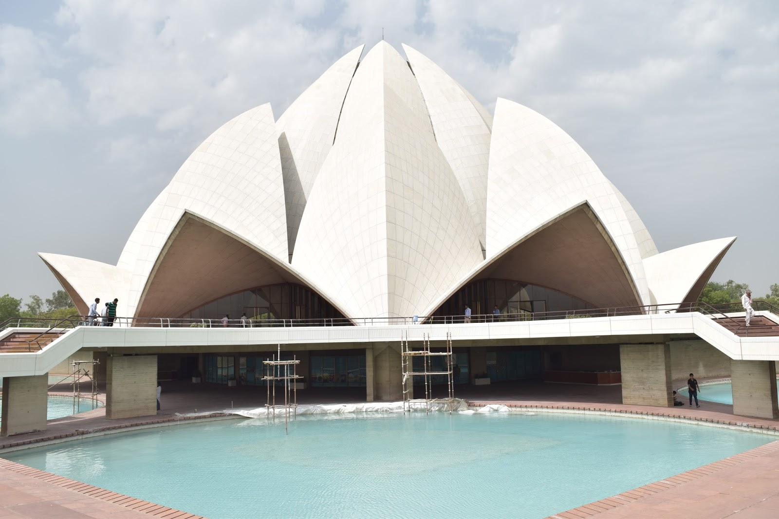 pics of lotus temple delhi