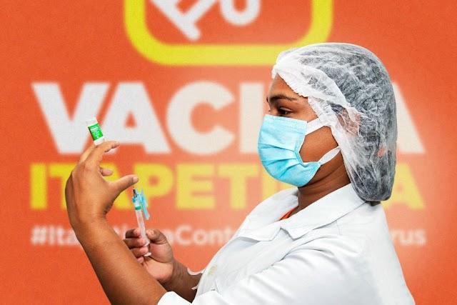 Itapetinga recebe novas vacinas e reinicia campanha contra Covid-19