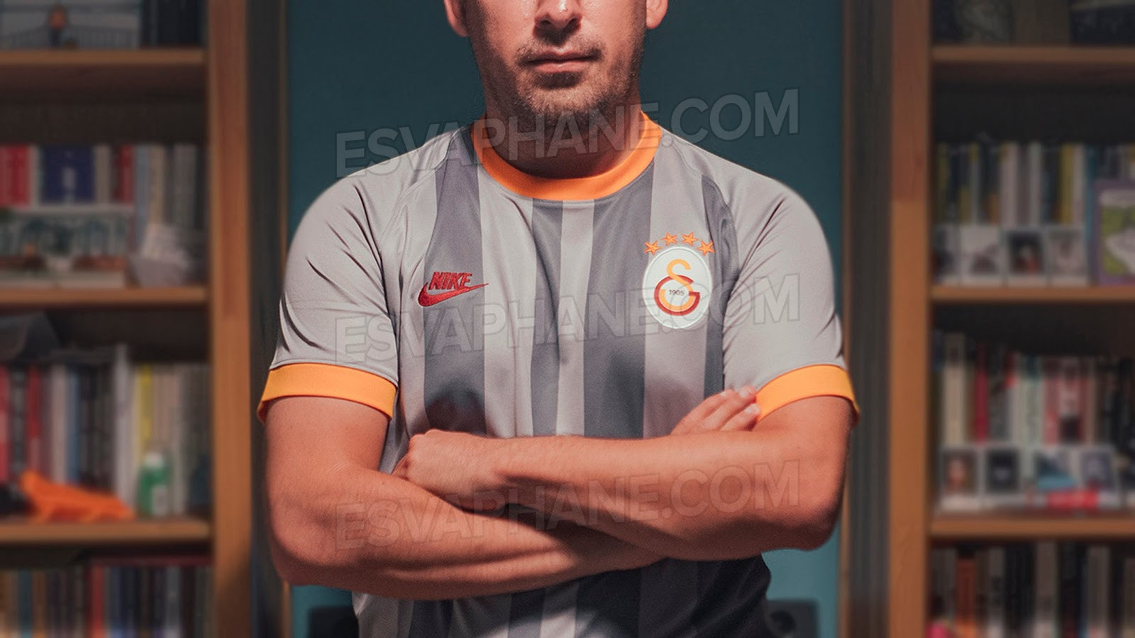 separation shoes ca43b e934e Nike Galatasaray 19-20 Third Kit Leaked - New Picture ...