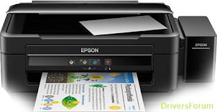 Epson L380 Scanner Driver