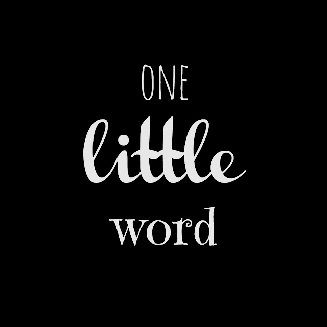 What the One Little Word Project is All About