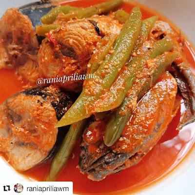 Resep Olahan Ikan - Asam Padeh