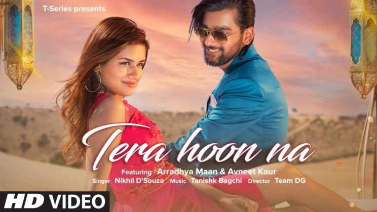 Tera Hoon Na Lyrics in Hindi