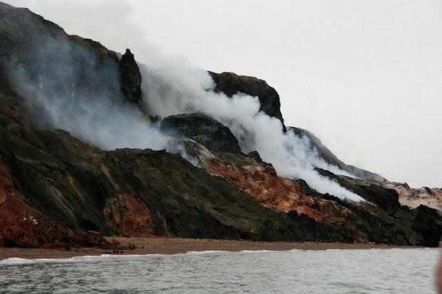 Smoking Hills