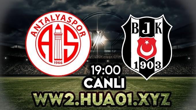 Antalyaspor – Beşiktaş maçını canlı izle