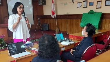 Santy Sastra, Narasumber Pelayanan Prima BPOM Denpasar