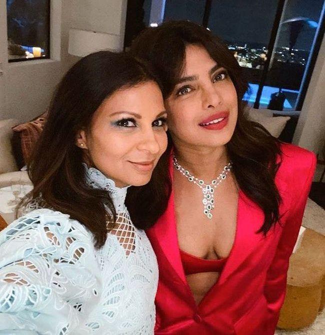 Actress Gallery: Priyanka Chopra Jonas Instagram Pictures