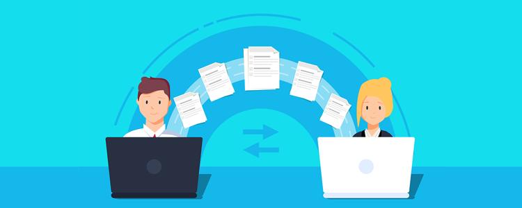 A importância de trabalhar com arquivos em rede para possibilitar o home office