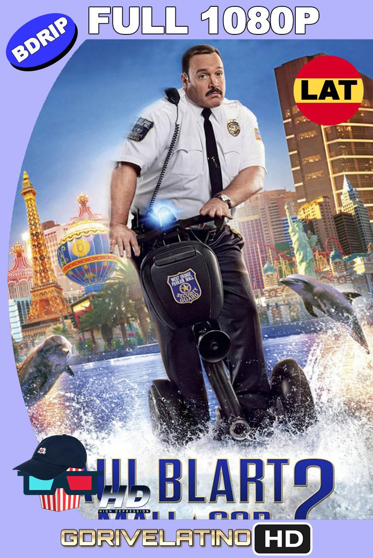 Paul Blart Mall Cop 2 (2015) BDRip 1080p Latino-Inglés MKV