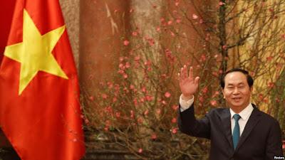 Ông Trần Đại Quang đang đóng vai gì?