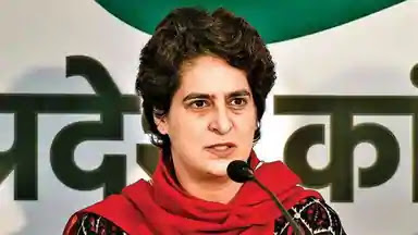 Priyanka Gandhi attacked Yogi government on farmers and workers suicide