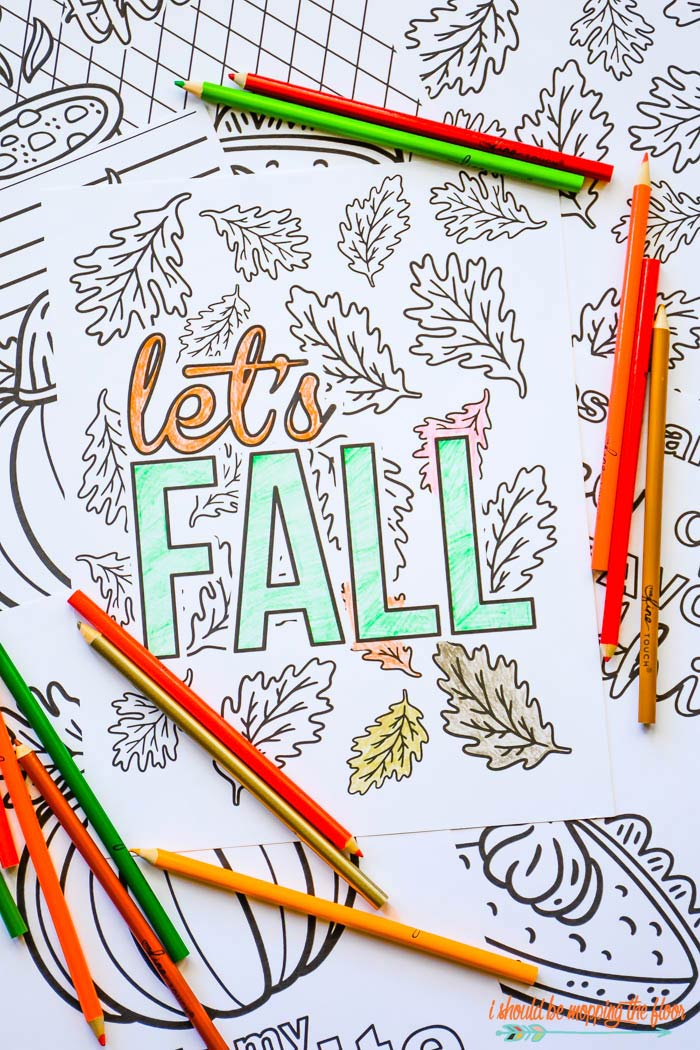 Printable Coloring Pages