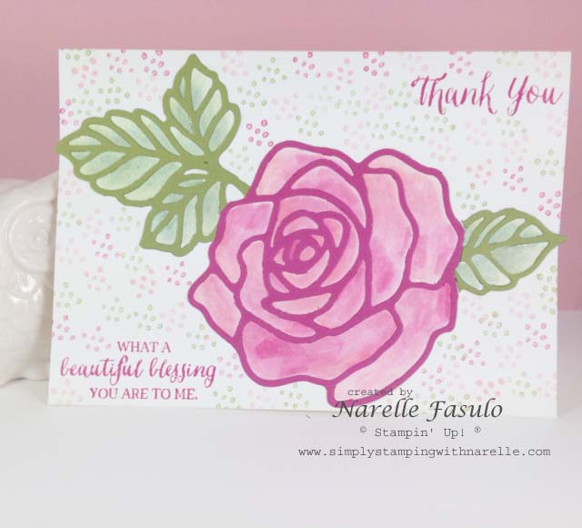 Rose Wonder and Rose Garden Thinlits - Simply Stamping with Narelle - http://www3.stampinup.com/ECWeb/default.aspx?dbwsdemoid=4008228