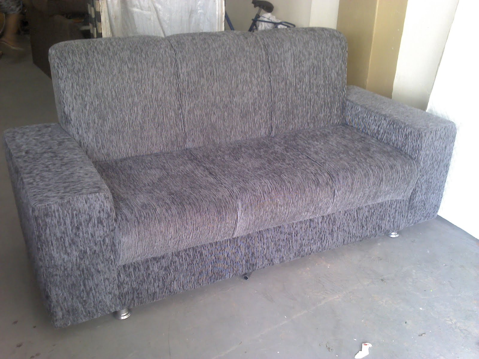 Sofa Quadrado Lopes Estofaria