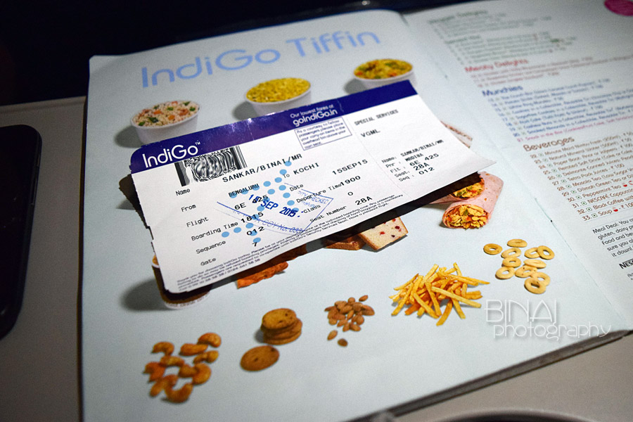 indigo flights from bangalore
