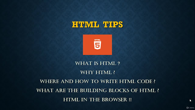 A Self-Taught Developer Guide : HTML and CSS Tips