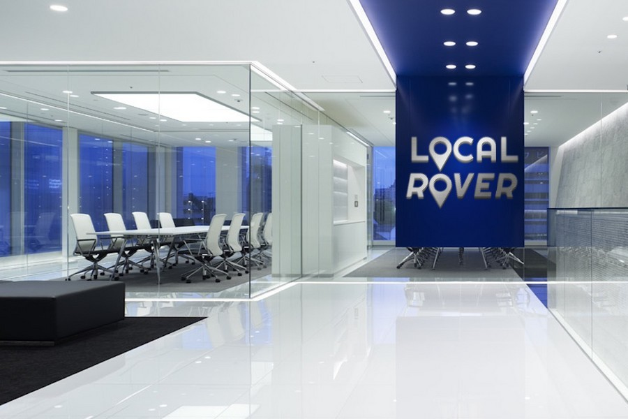 Local Rover Mock Office