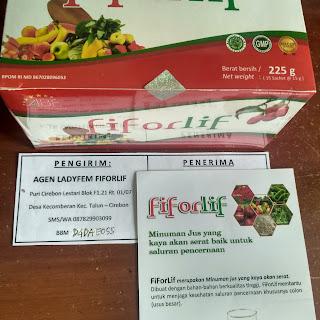 Agen Fiforlif Bandung  Jual Fiforlif di Bandung dan sekitarnya