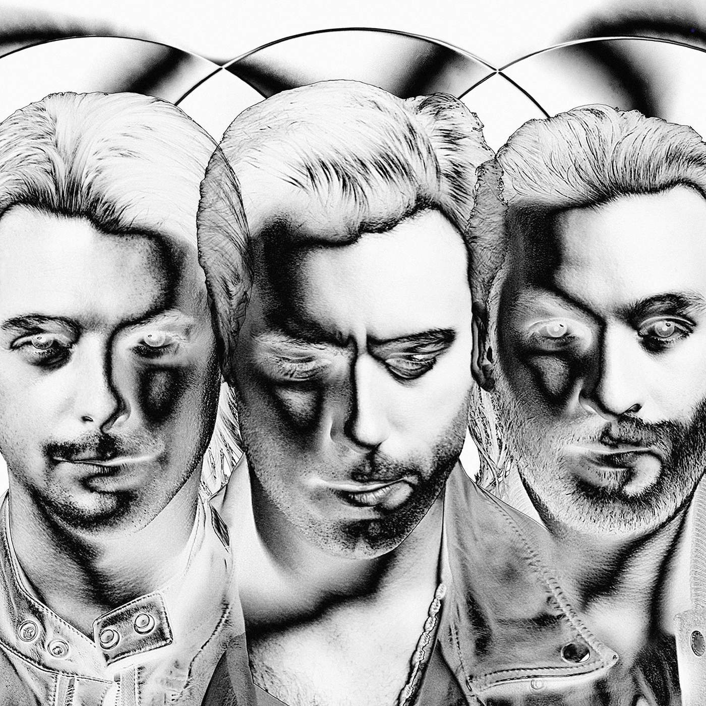 Swedish House Mafia - Until Now Cover