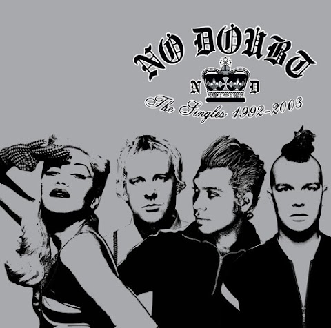 No Doubt - No Doubt: The Singles (1992-2003) - UK Version [iTunes Plus AAC M4A]